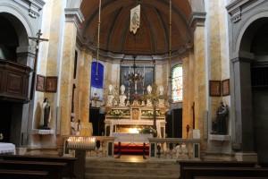 kleine Kirche auf der Isola Bella