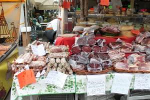 Wochenmarkt in Luino