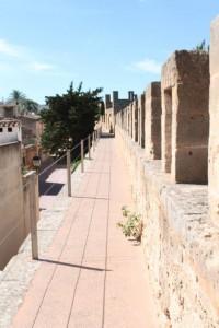 Historische Stadtmauer von Alcúdia