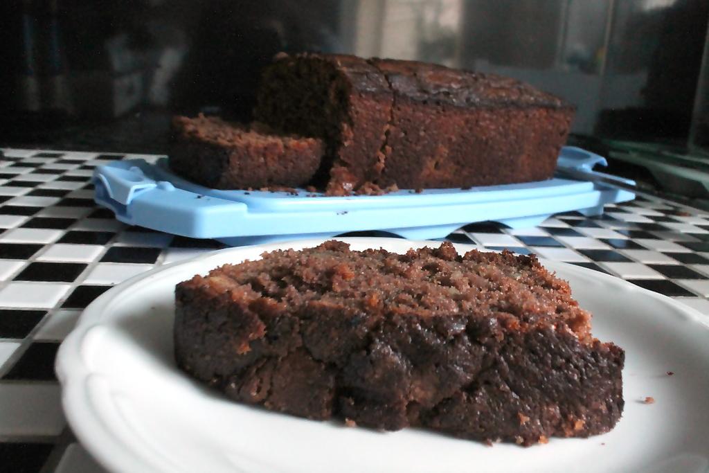 Kuchen mit pudding in der schwangerschaft